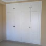 frente armario lacado