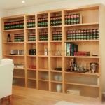 librería arce barnizada