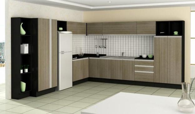 Muebles de cocina for Amoblamientos de cocina modernos