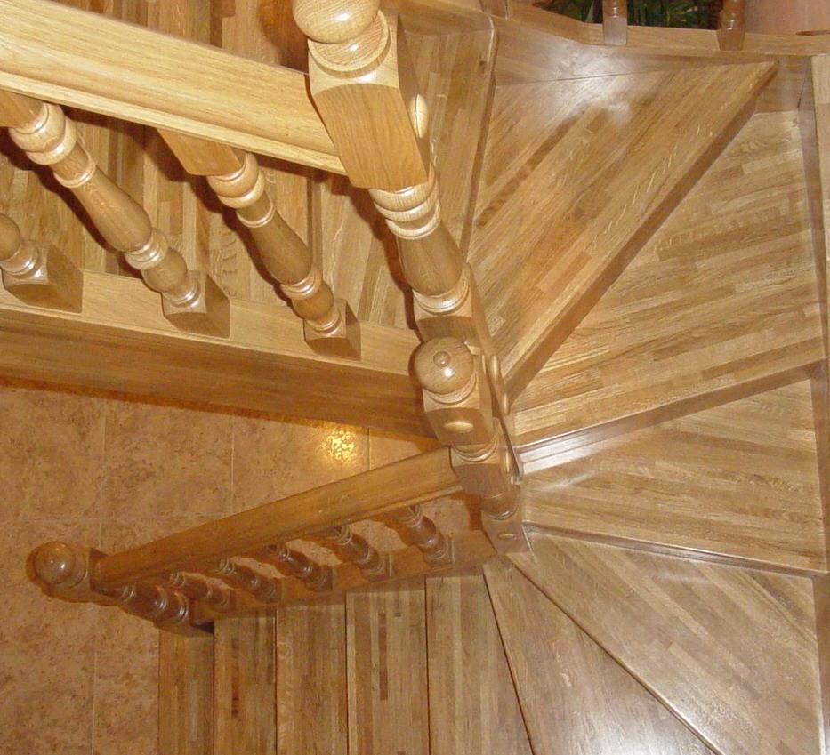 Escaleras de madera for Escaleras para exteriores de madera