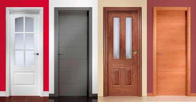 Puertas de madera for Puertas exteriores baratas