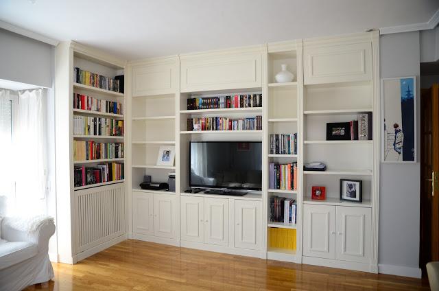 Librer as y boisseries - Fabricantes de muebles de salon ...